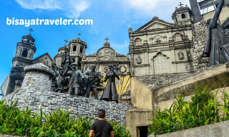 Heritage of Cebu Monument: A Nostalgic Stroll Down Memory Lane