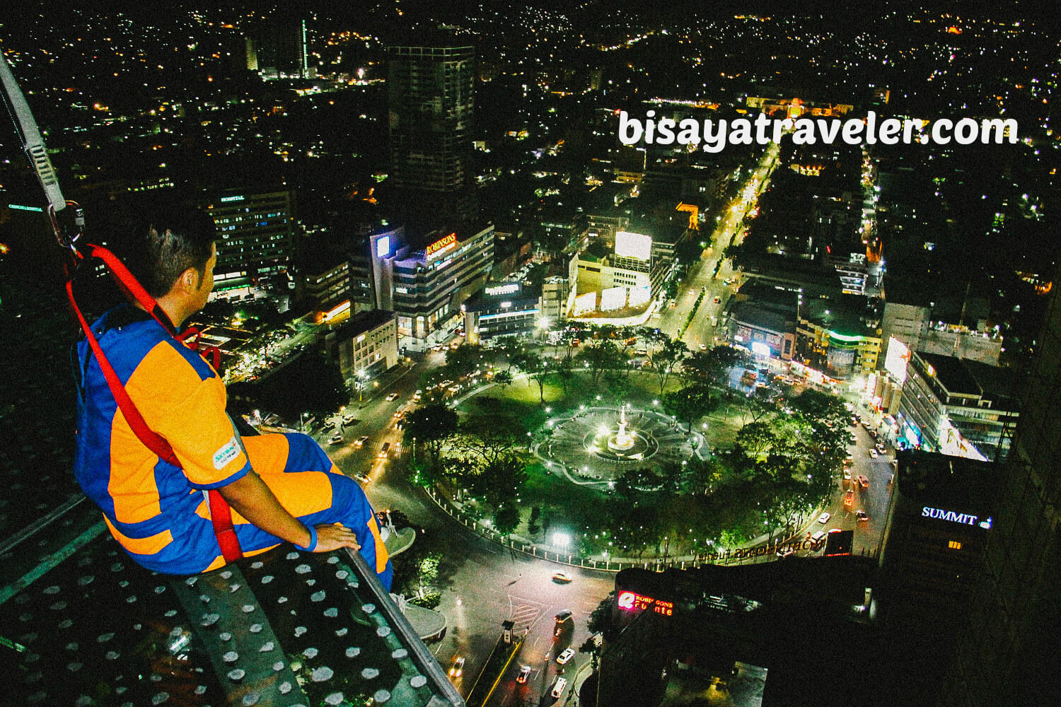 A Skywalk Extreme Experience With A Mouthwatering Twist