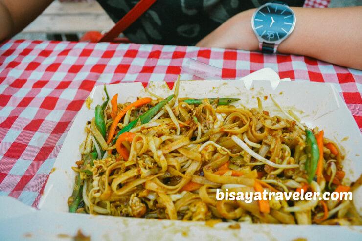 A tasty food in Cebu