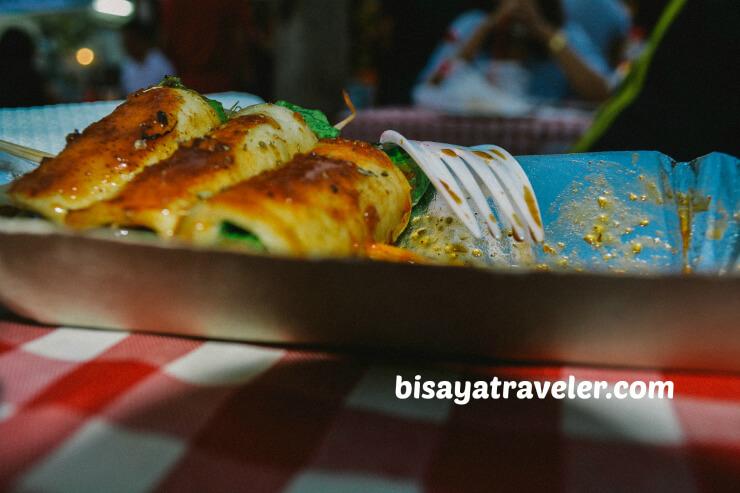 Tasty food in Cebu