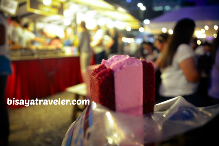 Ice cream in Cebu
