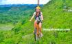 The Breathtaking Bike Zipline At The Chocolate Hills Adventure Park