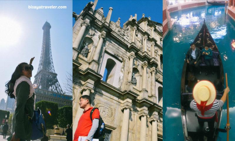 Macau: A Sweet Taste Of Europe In The Orient