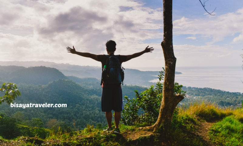 Hanginan: An Uphill Hike To Maasin City's Miraculous Pilgrimage Site