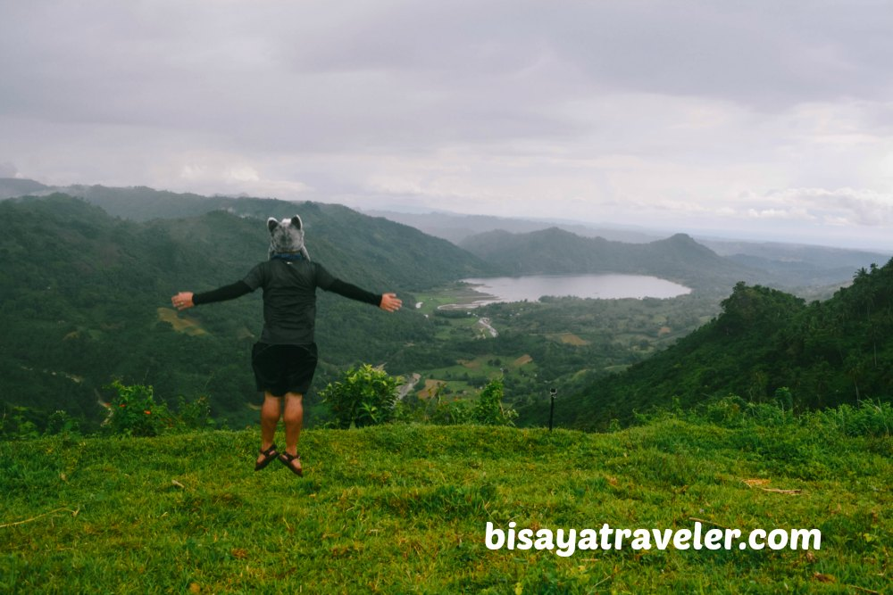 New Bucao: A Gritty, Muddy Uphill Climb To Toledo's Unsung Mountain
