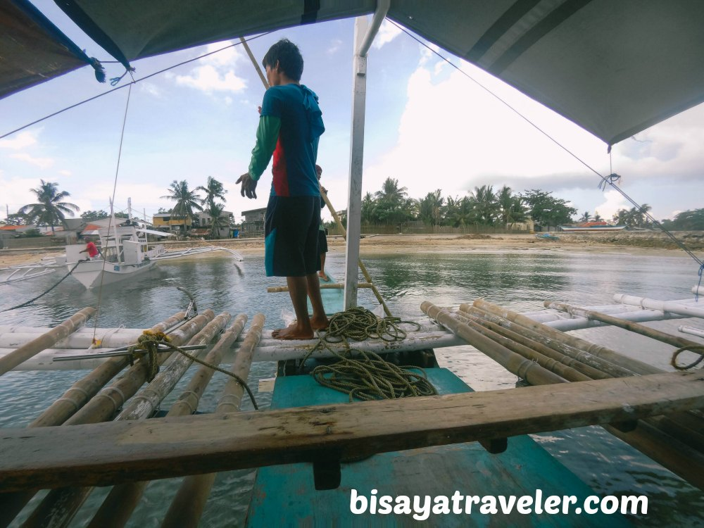 Carnaza Island: A Day Trip In Daanbantayan's Island Paradise