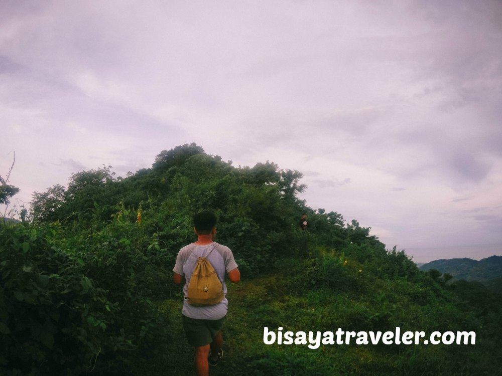 Mount Naupa: A Quick Fix For Stress, Boredom And Heartache