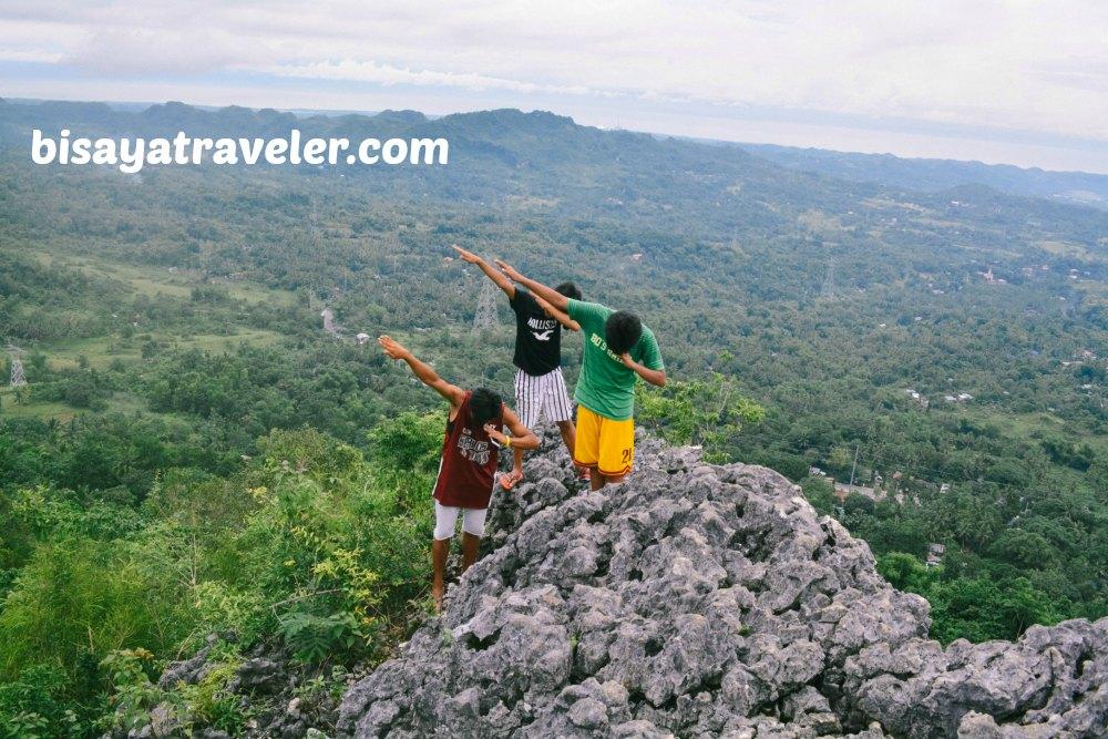 Puting Bato: A Heart-Pumping Climb To Lutopan's Towering Monolith