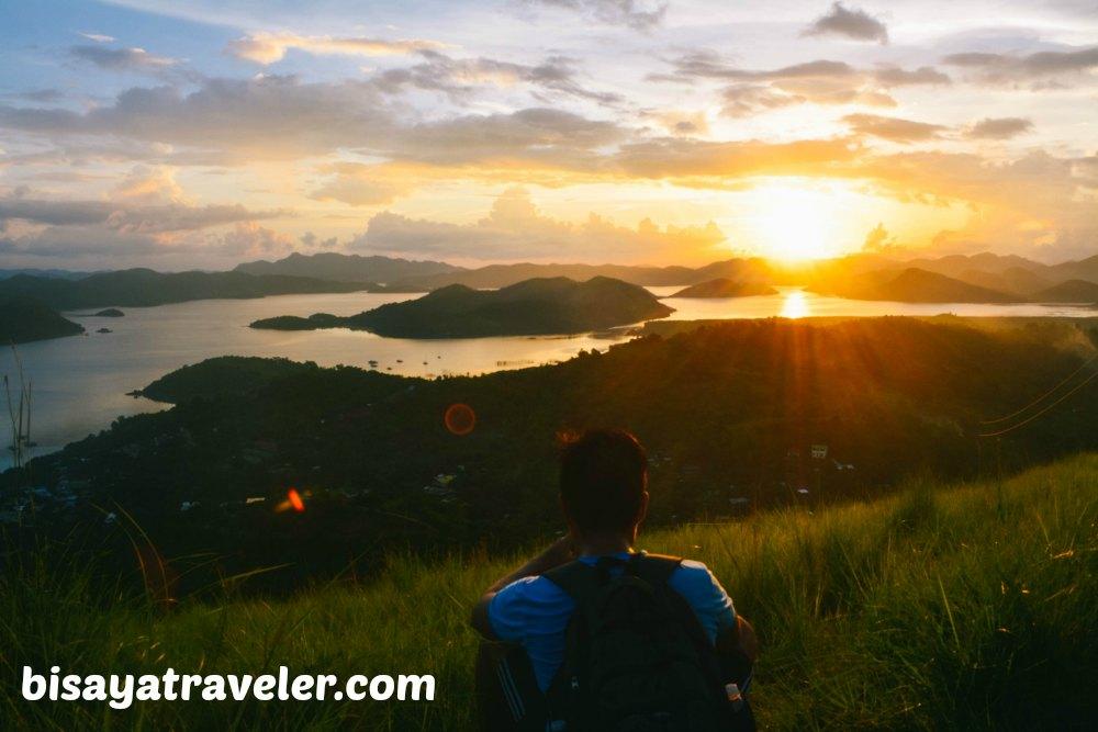 Mount Tapyas: Soaking Up The Dramatic Sunset In Coron