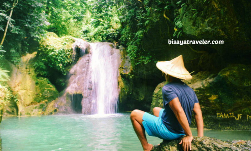 Busagak Falls: Pinamungajan, Cebu's Refreshing And Irresistible Cascade