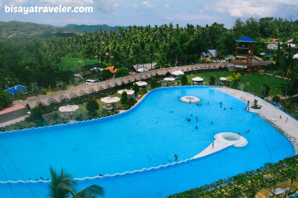 Hidden Valley Wave Pool Pinamungajan Resort Room Rates