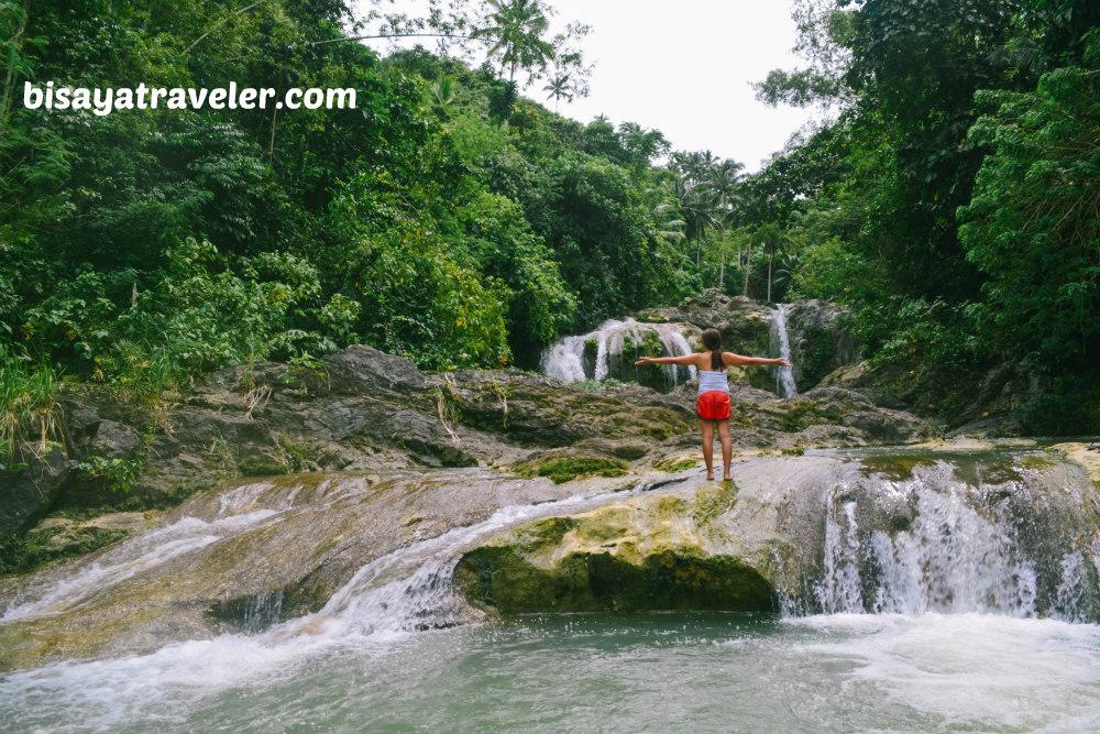 Danasan Falls And Peak: Exploring Danao's Majestic Natural Wonders