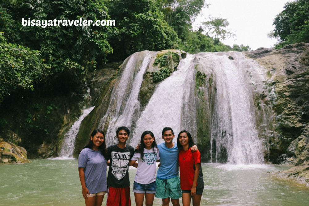 Danasan Falls And Peak: Exploring Danao's Majestic Natural Wonders