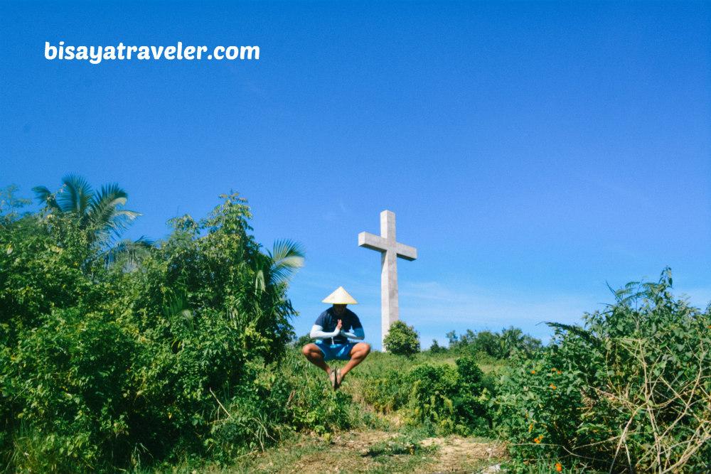 Holy Cross Compostela: The Most Awe-Inspiring Crucifix I've Seen In Cebu