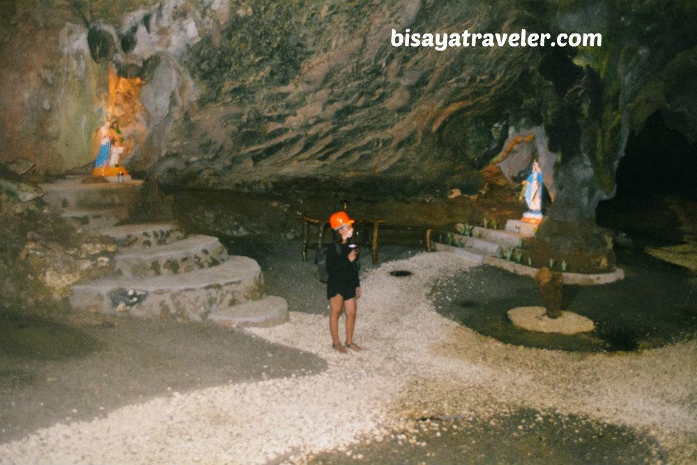 Kangcaramel Cave: Exploring An Offbeat, Underrated Cavern In Baclayon, Bohol