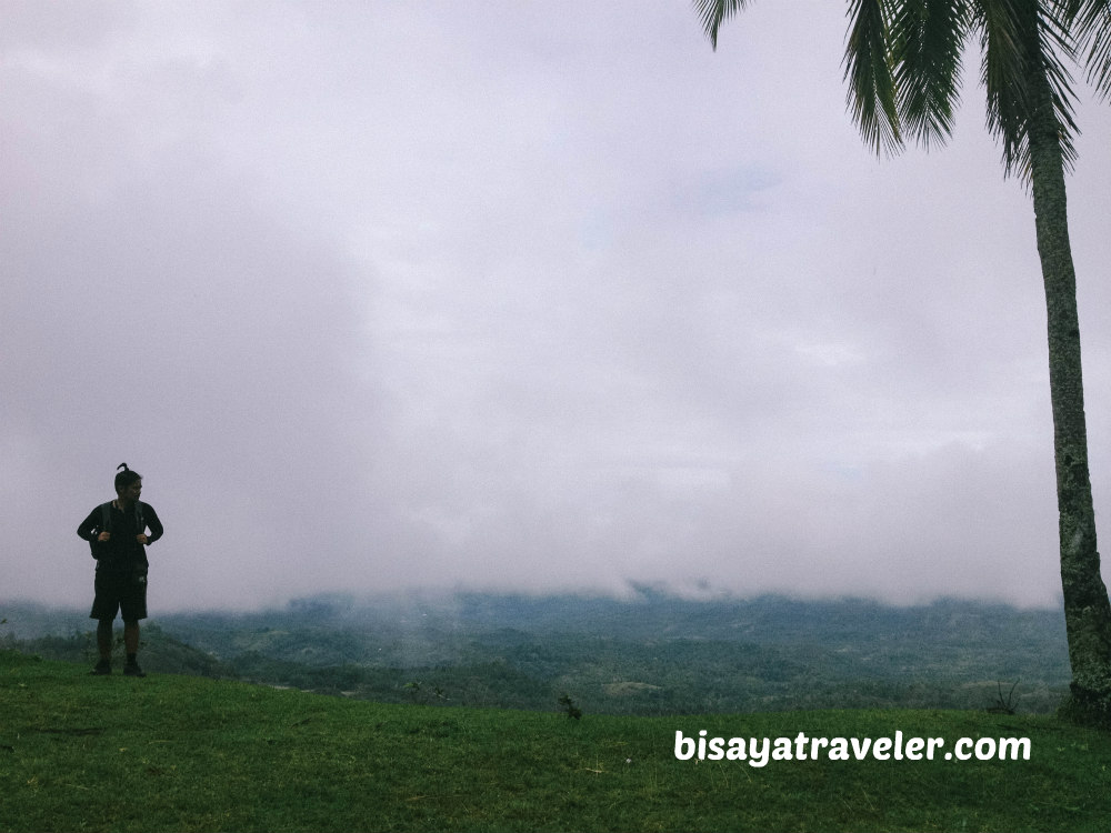 Secret Hill in San Fernando, Cebu