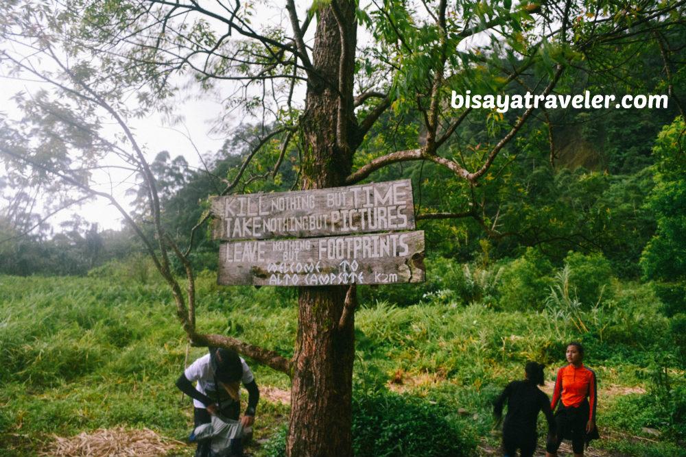 Alto Peak: Conquering The Treacherous Highest Summit Of Eastern Visayas