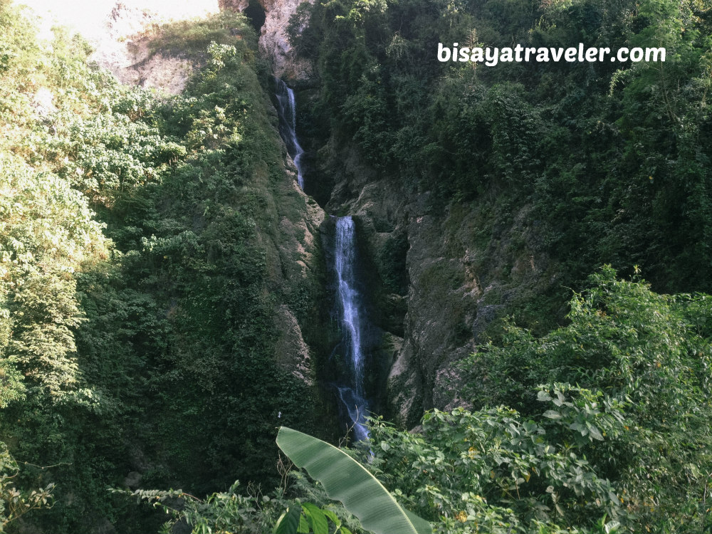 Udlom Falls: The Mesmerizing And Towering Cascade Of Lamac, Cebu