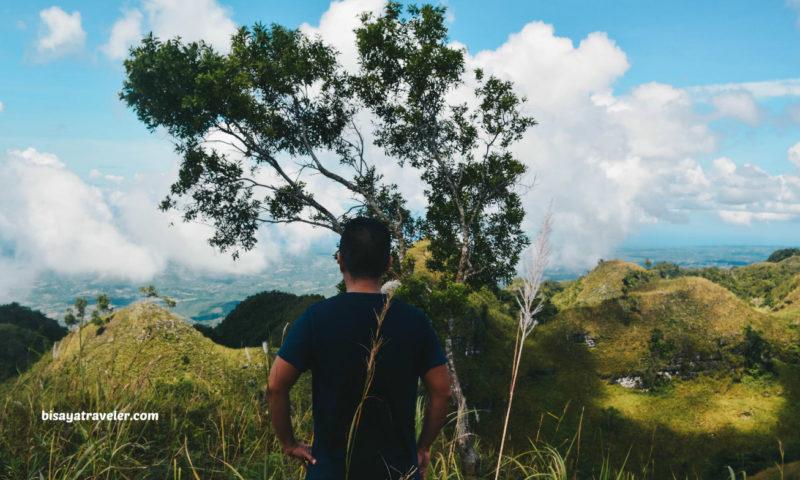 What If I Didn't Hike Candongao Peak That Day?