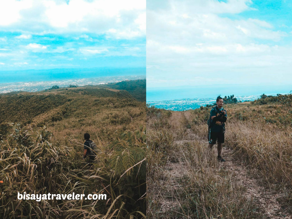 Antuwanga And The 6 Stages of Happiness In Hiking