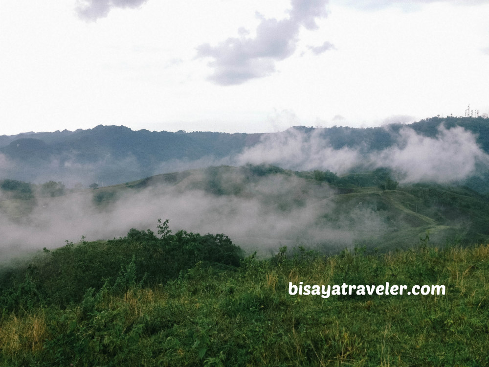 Toong To Calbasaan Traverse: The Perks Of Being A Curios Adventurer