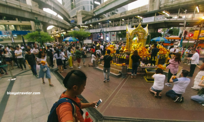 Erawan Shrine: Experiencing Serendipity In Bangkok's Bustling Heart