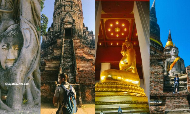 Ayutthaya, Thailand: Savoring The Remnants Of Siam's Golden Days