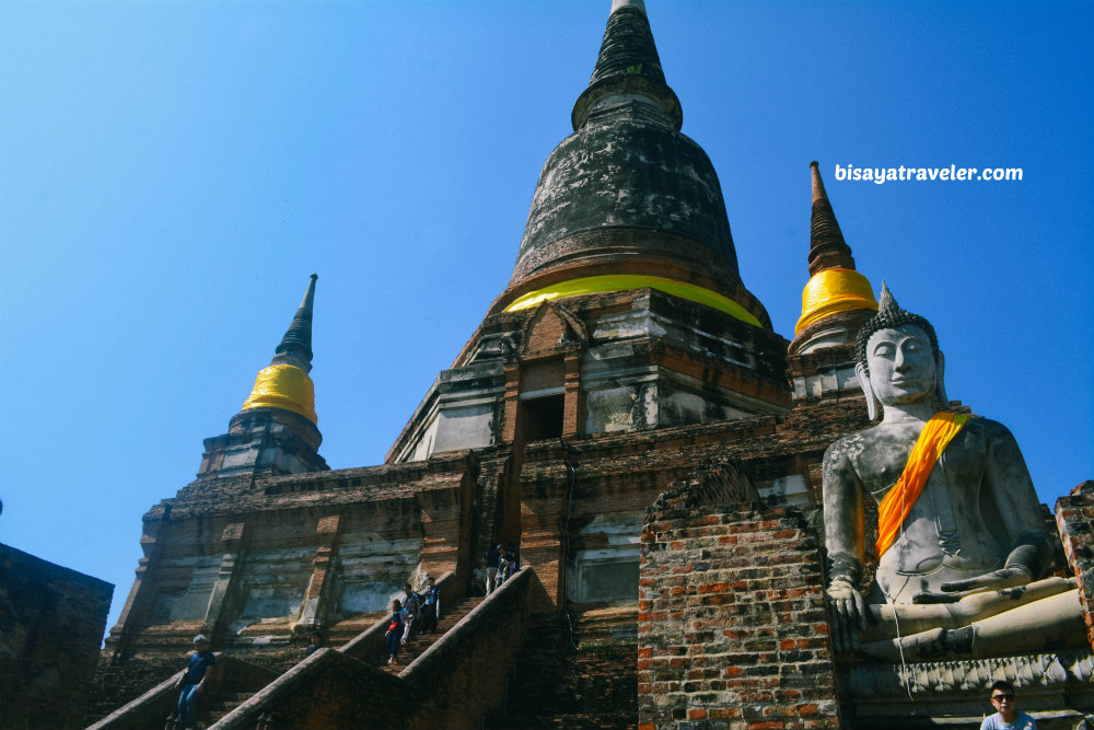 Ayutthaya, Thailand: Savoring The Remnants Of Siam's Golden Days