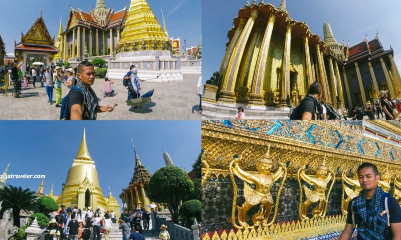 Grand Palace Bangkok: Cherishing The City's Dazzling And Busiest Stop