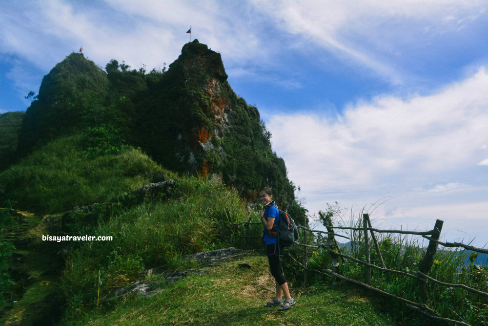 The Picture-Perfect 8-hour Kandungaw To Lugsangan Peak Traverse