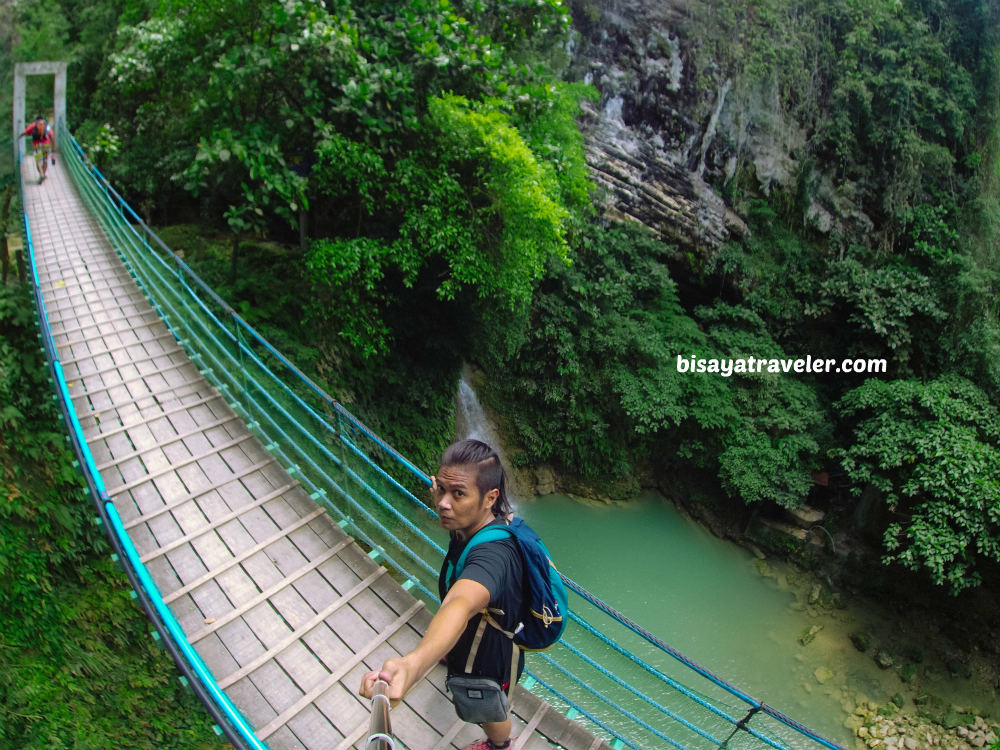 Mantayupan Falls: Indulging On Barili's Irresistible Natural Wonder
