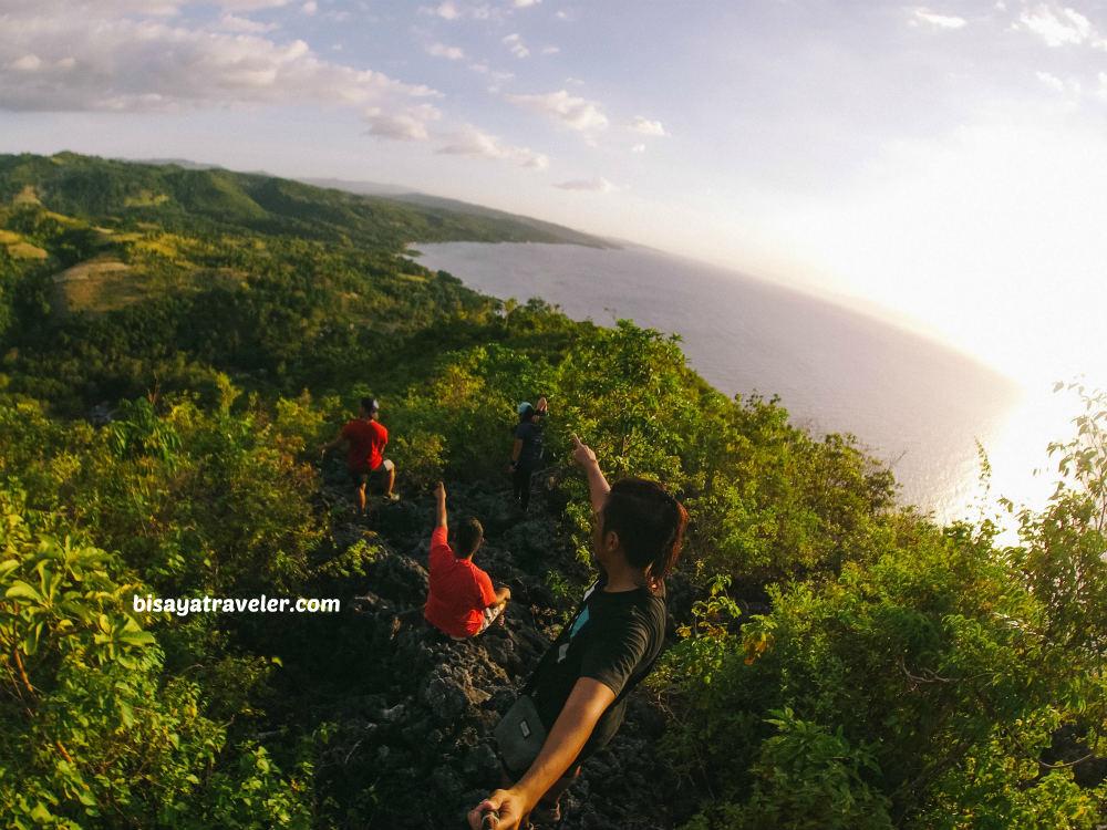 Mantayupan Falls: Indulging On Barili's Irresistible Natural Wonder