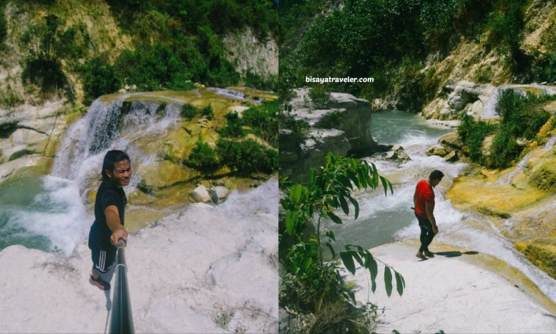 Taginis Falls Moalboal And The Alchemy Of Adventure