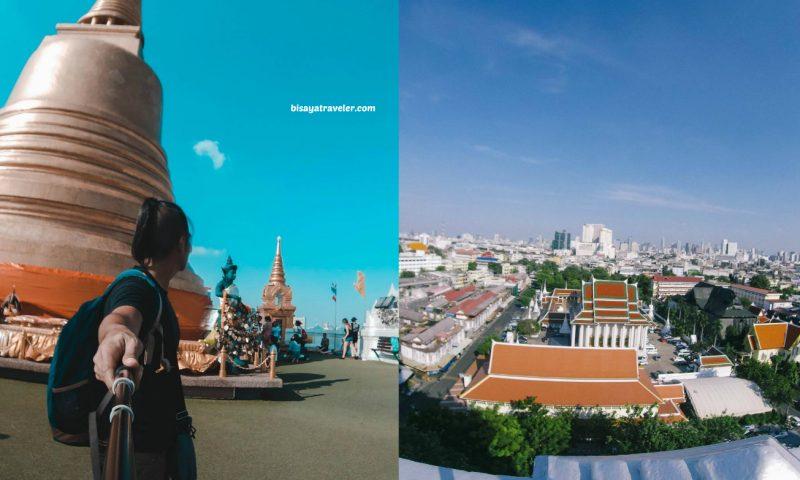 Wat Saket And An Alter Ego's Bangkok Exploration