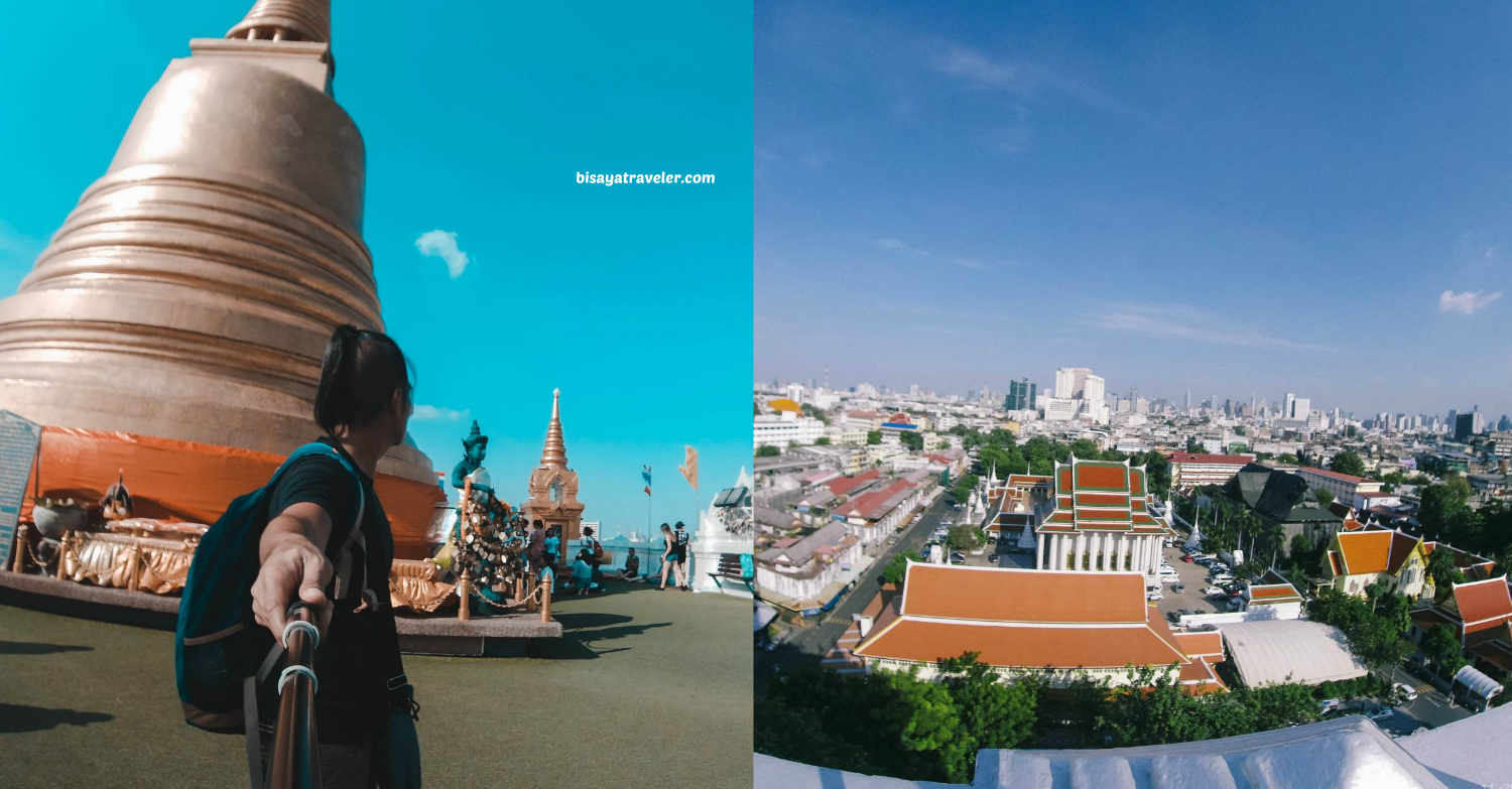 Wat Saket And An Alter Ego's Bangkok Exploration