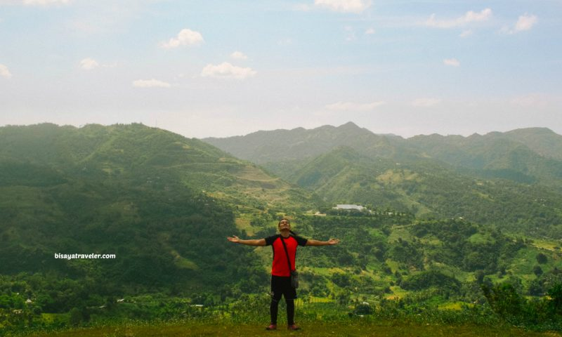 The Hill Without A Name In Naga Cebu