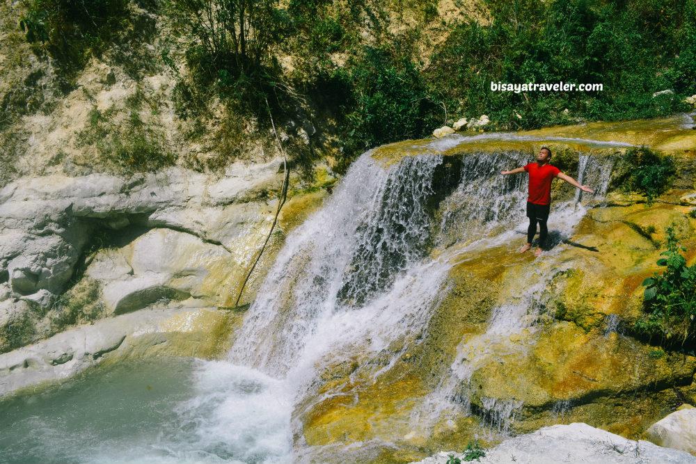 Taginis Falls: Things to do in Moalboal, Cebu