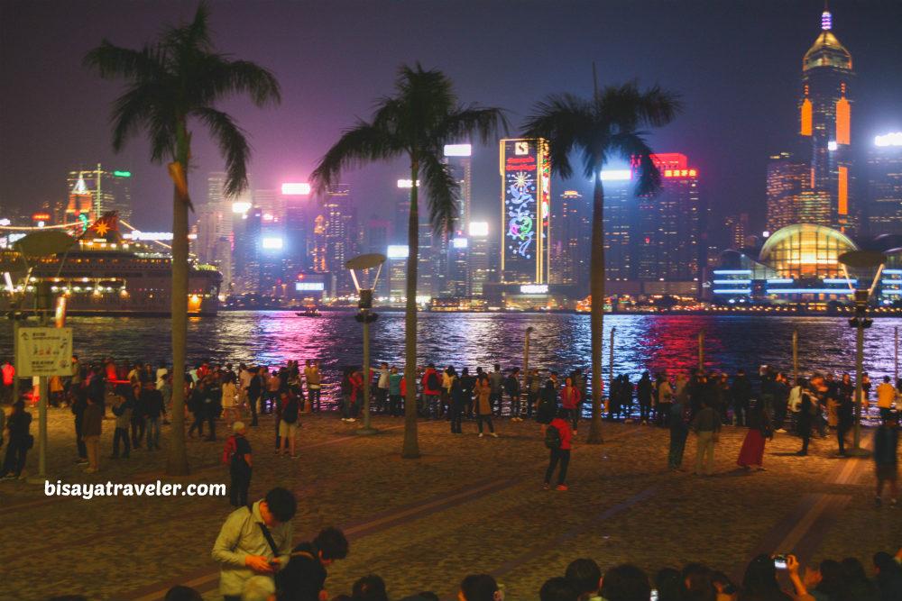 A Symphony Of Lights, Hong Kong