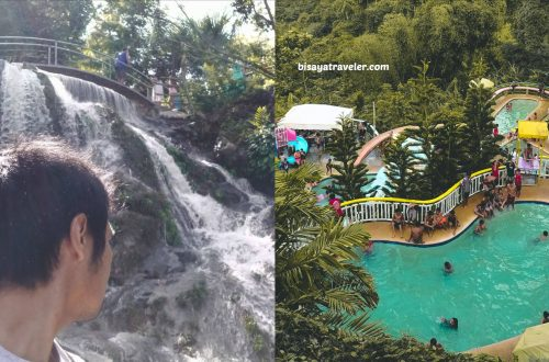 The Unplanned Voyage To Busay Holiday Pools