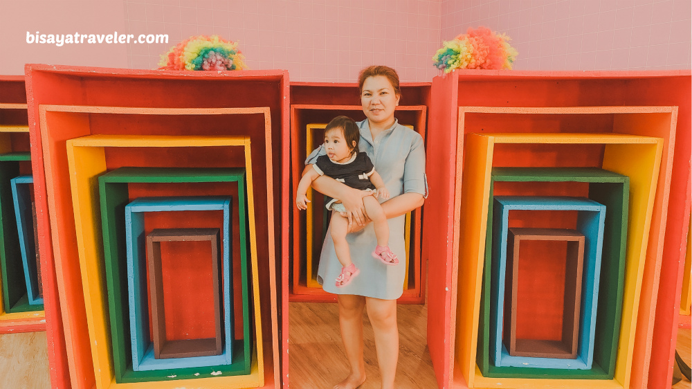 Colour Museum: Hacking Into My Happy Brain Chemicals