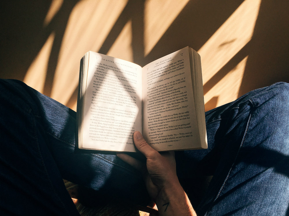 The Perks Of Being A Bookworm: Why Read Books